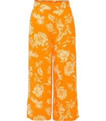 pantaloni con elastico in vita (arancione) - bodyflirt