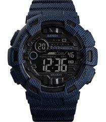 skmei 1472 reloj deportivo deportivo didital impermeable para hombres