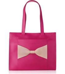 receive a free pink tote bag with your any elizabeth arden purchase!