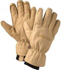 guantes basic ski beige marmot