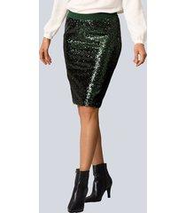 rok alba moda groen