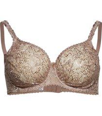 alara wire bra lingerie bras & tops wired padded bra beige primadonna