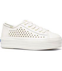 tenis keds triple up leather stud wh64023