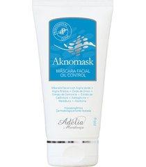 máscara adélia mendonça facial oil control