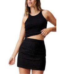 women's ultimate a-line mini skirt