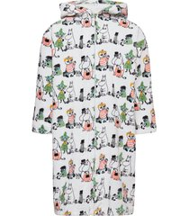 away bathrobe ochtendjas badjas wit mumin