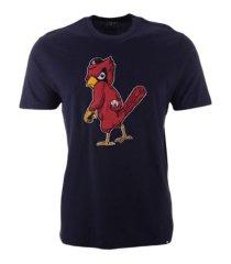 '47 brand men's st. louis cardinals knockout fieldhouse t-shirt