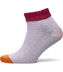 poppy sibia sock lingerie socks regular socks multi/mönstrad becksöndergaard