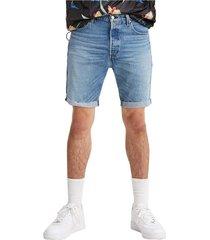 bermuda shorts vaquera 501