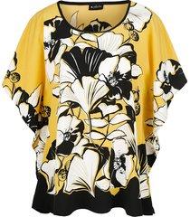 tuniek m. collection geel::zwart::wit