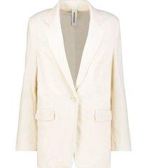 longline modish blazer