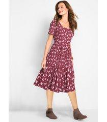 jurk, korte mouw