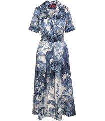 for restless sleepers blue castalia long dress