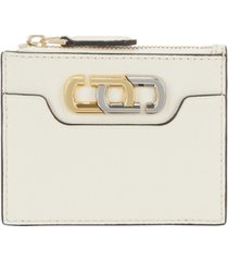 marc jacobs the j link zip card case