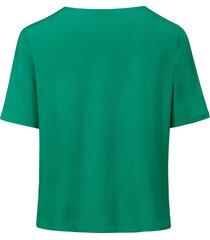 shirt met ronde hals van riani groen