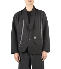 a-cold-wall tailored asymmetrical blazer