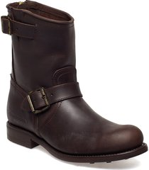 engineer low-39 shoes boots ankle boots ankle boot - flat brun primeboots