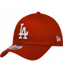 boné new era aba curva fechado mlb los angeles colors