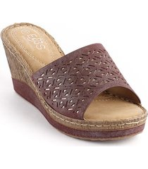 sandalia casual tipo confort para dama 93282240-j2vino