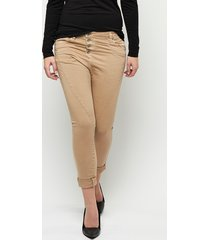 please jeans p78 pantalon old silk bruin