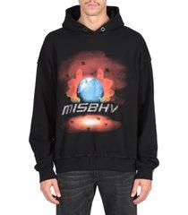 globe crystals hoodie