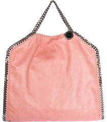 borsa donna a mano shopping tote 3chain falabella fold over shaggy deer