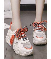 zapatillas de correr transpirables informales