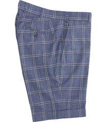 spodnie verdi 406 niebieski