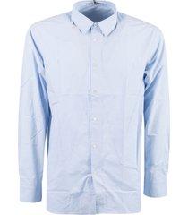 relaxed anchor applique shirt