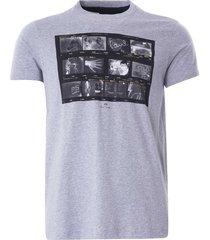 paul smith 'negatives' print organic-cotton t-shirt   melange   010r-fp2604-72