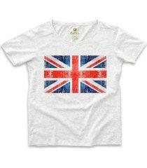 camiseta cool tees ampla viagem feminina - feminino
