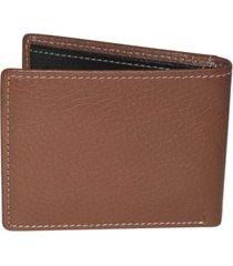 men's dopp hudson rfid front pocket slimfold wallet