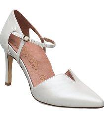 woms slip-on shoes heels bridal classic vit tamaris heart & sole