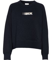 hope sweatshirt sweat-shirt trui blauw wood wood