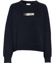 hope sweatshirt sweat-shirt trui blauw wood wood