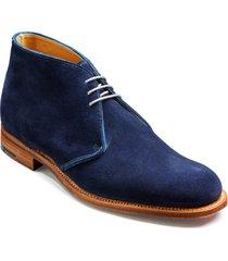 handmade men navy blue suede dress boot mens suede shoes mens chukka boots