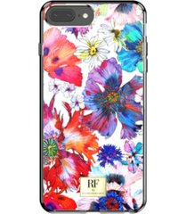 richmond & finch cool paradise case for iphone 6/6s, iphone 7, iphone 8 plus