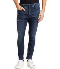 g-star raw men's staq 3d slim zip jeans - vintage dark - size 32 36