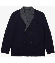 casaco lacoste regular fit masculino