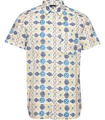 m s/s baytrail shrt kortärmad skjorta vit the north face