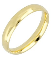bony levy wedding band ring, 3.8mm, size 6.5 in yellow gold at nordstrom