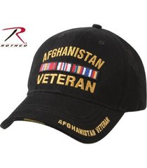 us army marines usmc navy afghanistan veteran oef black baseball cap hat fit all