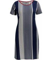 vestido pau a pique estampado feminino - feminino