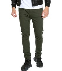 jeans verde americanino
