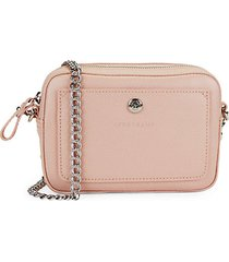 le foulonne convertible leather crossbody bag