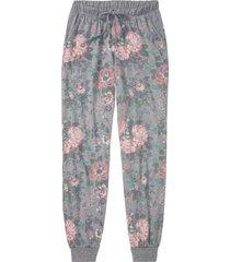 pantaloni pigiama (grigio) - bpc bonprix collection