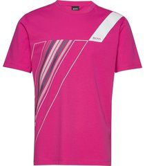 tee tr 2 t-shirts short-sleeved rosa boss