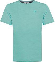 q1905 t-shirt bergen aqua