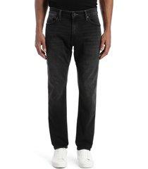 men's mavi jeans jake slim fit jeans, size 40 x 32 - grey