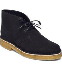 desert boot221 desert boots snörskor svart clarks originals